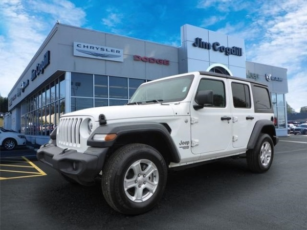 2019 Jeep Wrangler in Knoxville, TN