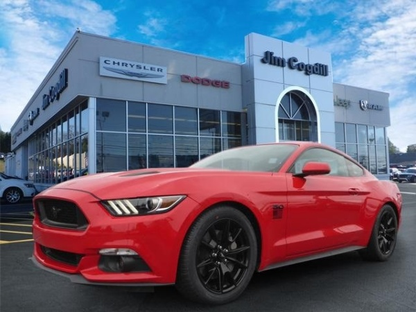 2017 Ford Mustang in Knoxville, TN