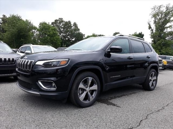 2019 Jeep Cherokee in Knoxville, TN