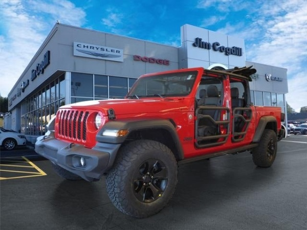 2020 Jeep Gladiator in Knoxville, TN