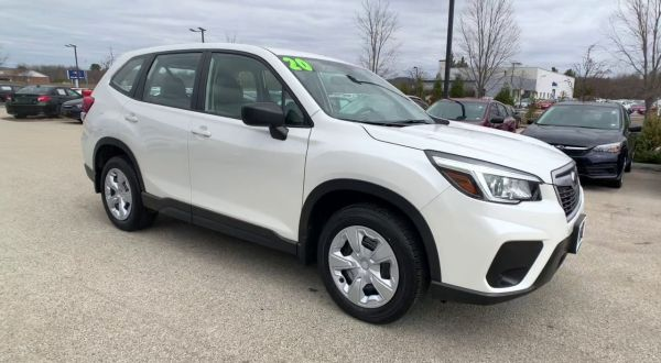 2020 Subaru Forester in Keene, NH