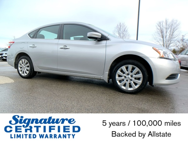 2015 Nissan Sentra in Keene, NH