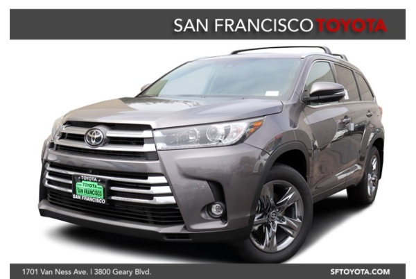 2019 Toyota Highlander in San Francisco, CA