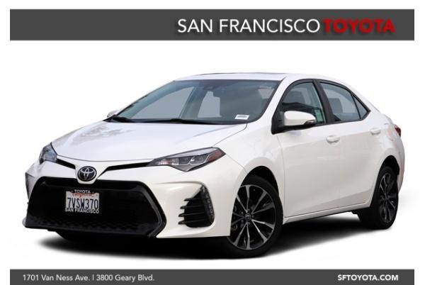 2017 Toyota Corolla in San Francisco, CA