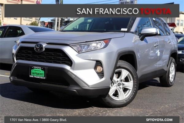 2019 Toyota RAV4 in San Francisco, CA