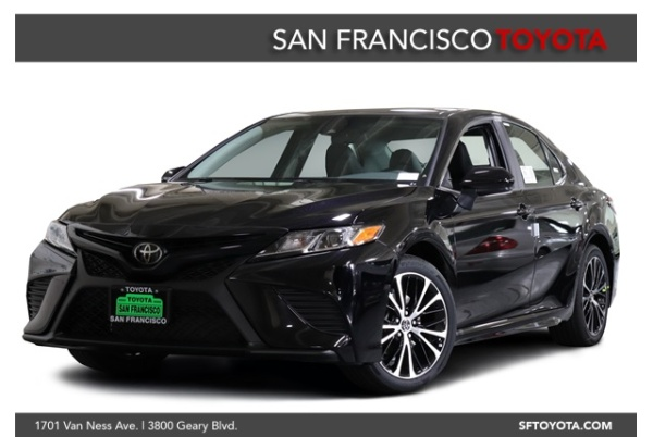 2020 Toyota Camry in San Francisco, CA