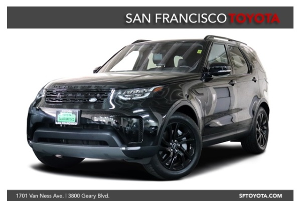 2018 Land Rover Discovery in San Francisco, CA