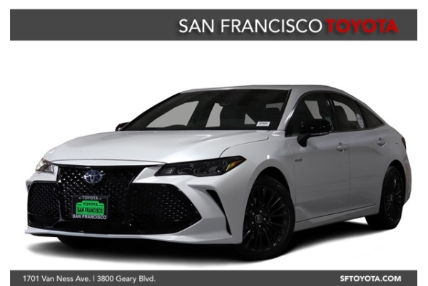 2020 Toyota Avalon in San Francisco, CA