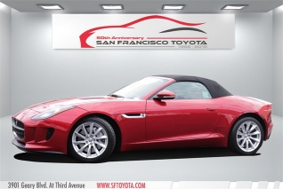 Used 2014 Jaguar F TYPE Convertible For Sale In San Francisco, CA