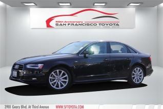 Used Audi For Sale In San Francisco CA Used Audi Listings In - Audi san francisco