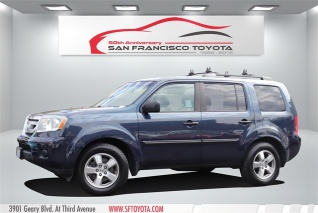 Used 2011 Honda Pilot LX 4WD For Sale In San Francisco, CA