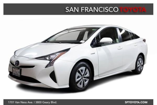 2016 Toyota Prius in San Francisco, CA