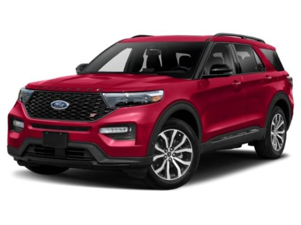2020 Ford Explorer in Provo, UT