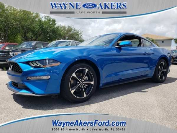 2020 Ford Mustang in Lake Worth, FL
