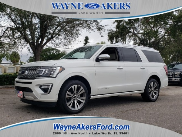 2020 Ford Expedition in Lake Worth, FL