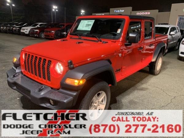 2020 Jeep Gladiator in Jonesboro, AR