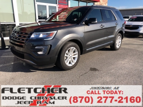 2017 Ford Explorer in Jonesboro, AR