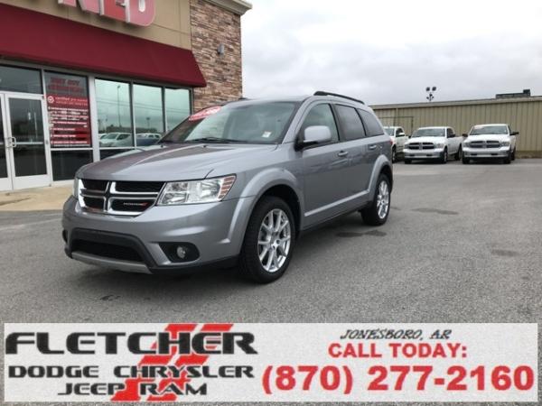 Fletcher Dodge Jonesboro Ar >> 2016 Dodge Journey Sxt Fwd For Sale In Jonesboro Ar Truecar