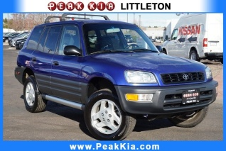 7236ee35328d55 1998 Toyota RAV4 4-Door 4WD Manual for Sale in Littleton