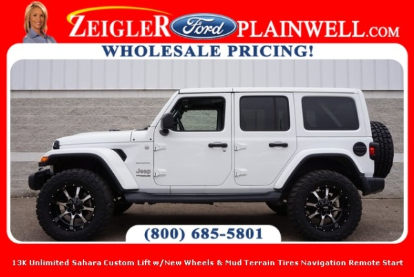 2019 Jeep Wrangler in Plainwell, MI