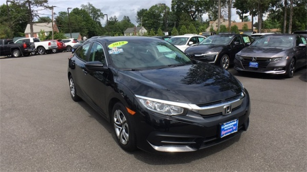 2018 Honda Civic in Greenfield, MA