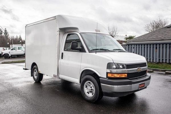2019 Chevrolet Express Commercial Cutaway in Sumner, WA