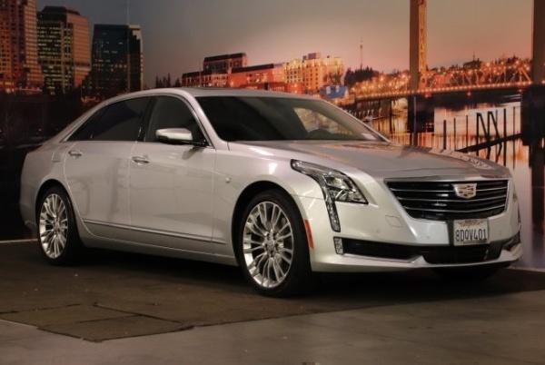 2018 Cadillac CT6 Premium Luxury