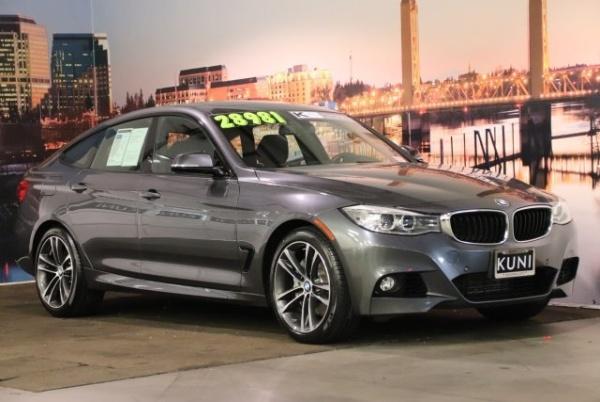2016 BMW 3 Series 335i xDrive