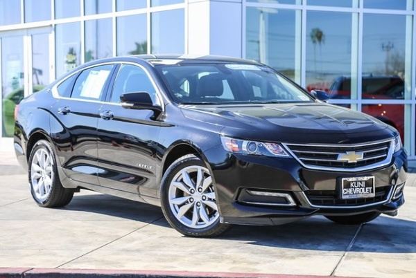 2019 Chevrolet Impala in Sacramento, CA