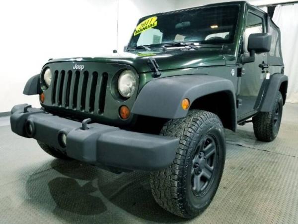 2011 Jeep Wrangler in Cincinnati, OH