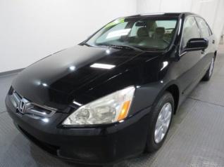 Used 2004 Honda Accord LX Sedan Automatic For Sale In Cincinnati, OH
