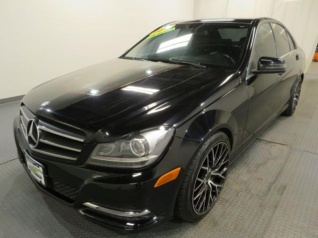 Used 2012 Mercedes Benz C Class C 300 4MATIC Luxury Sedan For Sale In