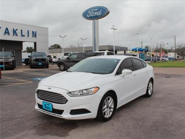 2016 Ford Fusion in Richwood, TX