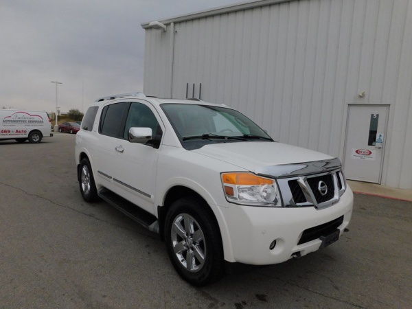 2011 Nissan Armada in Fort Wayne, IN