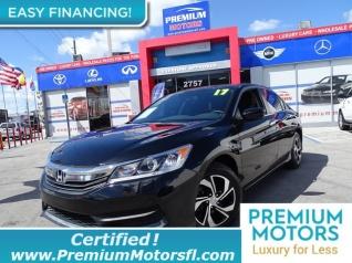Used Honda Accord >> Used 2017 Honda Accord Sedans For Sale Truecar