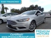 2017 Ford Fusion Hybrid SE FWD for Sale in Lauderdale Lakes, FL