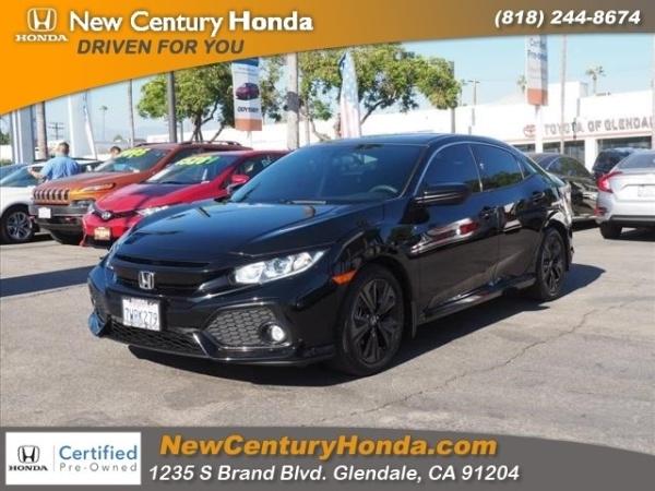 2017 Honda Civic in Glendale, CA