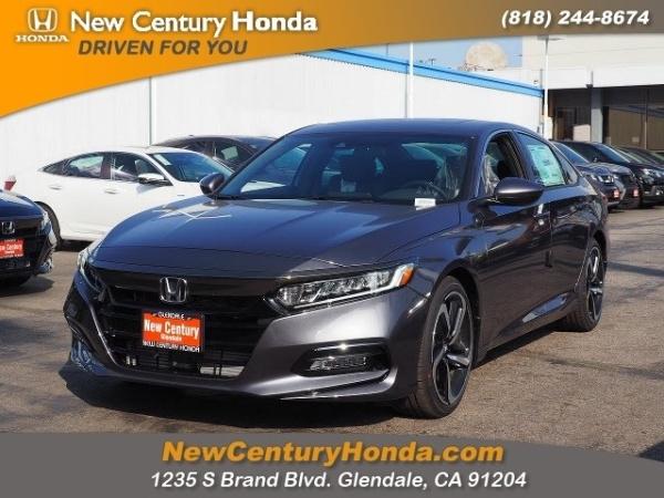 2020 Honda Accord in Glendale, CA