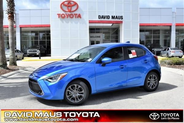 2020 Toyota Yaris in Sanford, FL