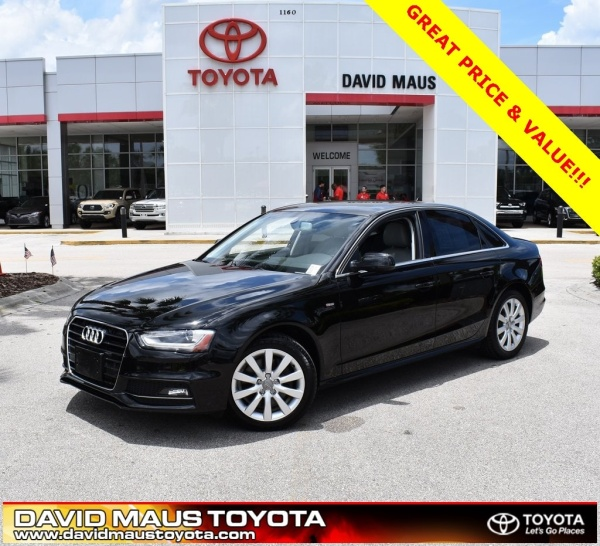 Used Audi Daytona Beach