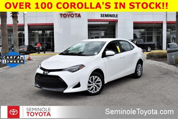 2019 Toyota Corolla in Sanford, FL