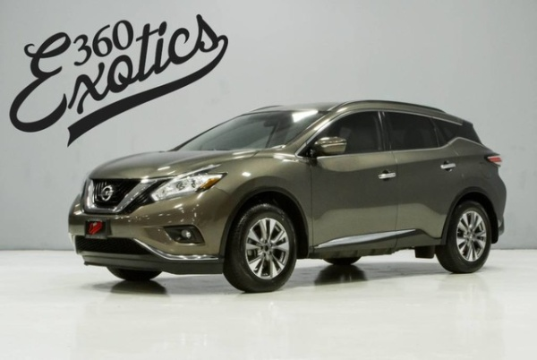 2015 Nissan Murano in Austin, TX