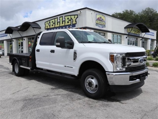 2018 Ford Super Duty F-350 Chassis Cab in Lakeland, FL