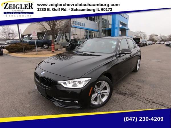 2017 BMW 3 Series in Schaumburg, IL