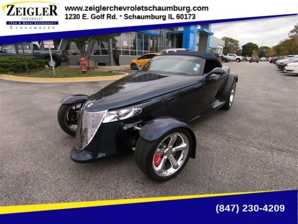 2001 Plymouth Prowler in Schaumburg, IL