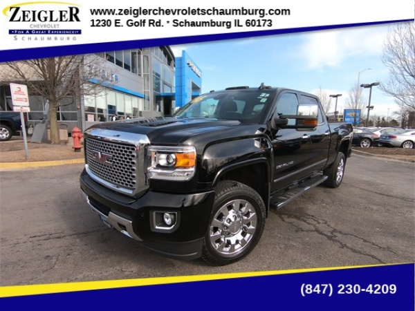 2016 GMC Sierra 2500HD in Schaumburg, IL