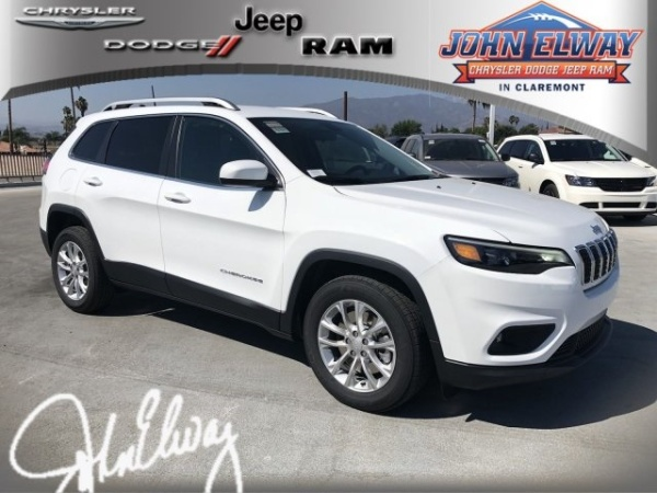 2019 Jeep Cherokee in Claremont, CA