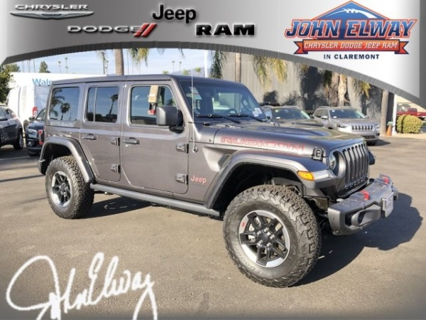 2020 Jeep Wrangler in Claremont, CA