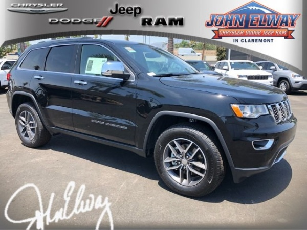 2018 Jeep Grand Cherokee in Claremont, CA