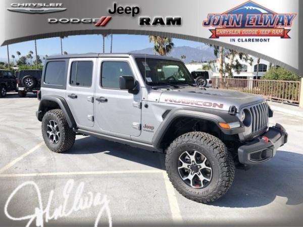 2019 Jeep Wrangler in Claremont, CA